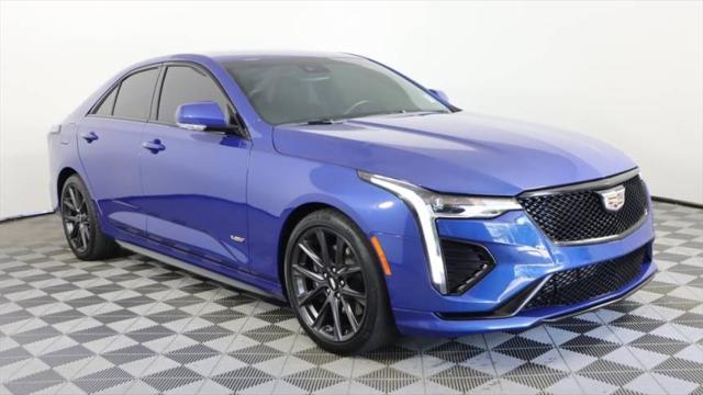 2021 Cadillac CT4 V-Series for sale in Miami, FL