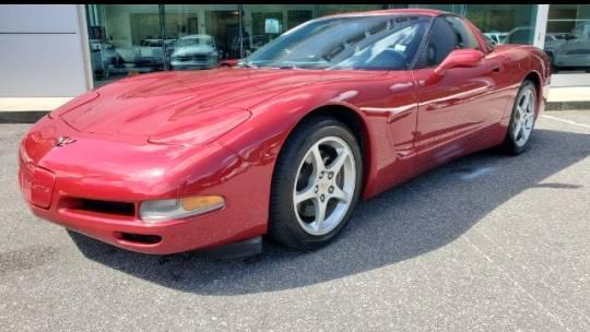 2000 Chevrolet Corvette 2dr Cpe for sale in Jacksonville, FL