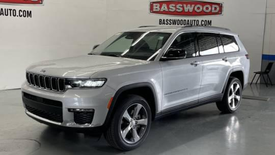 2021 Jeep Grand Cherokee Limited for sale in Fort Payne, AL