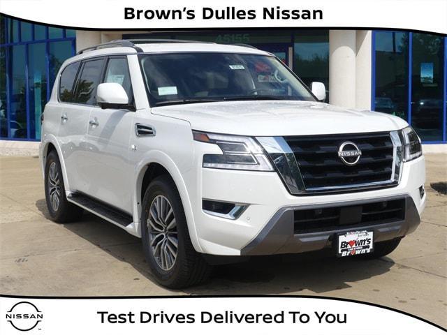 2021 Nissan Armada SL for sale in Sterling, VA