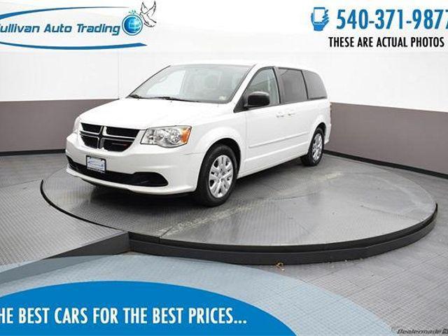 2014 Dodge Grand Caravan SE for sale in Fredericksburg, VA