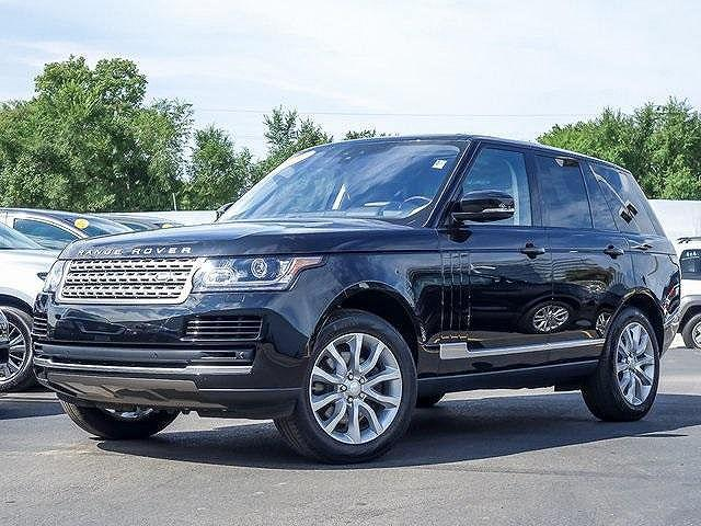 2017 Land Rover Range Rover HSE for sale in Niles, IL
