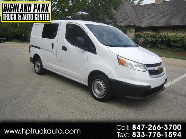 2015 Chevrolet City Express Cargo Van LT for sale in Highland Park, IL