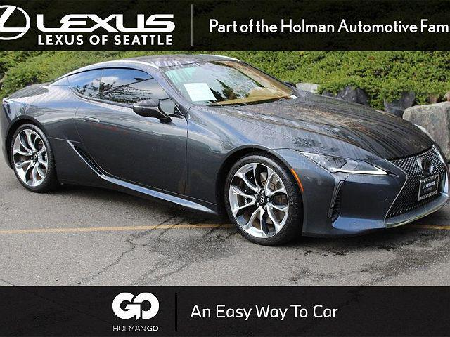 2018 Lexus LC LC 500 for sale in Lynnwood, WA