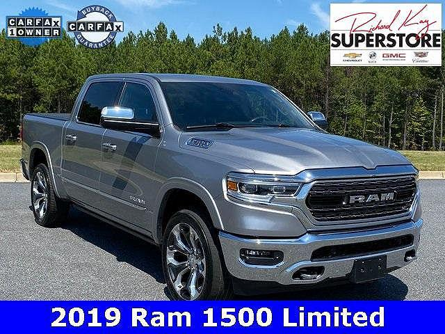 2019 Ram 1500 Limited for sale in Anderson, SC