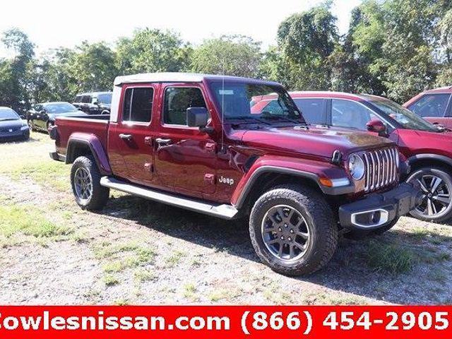 2021 Jeep Gladiator Overland for sale in Woodbridge, VA