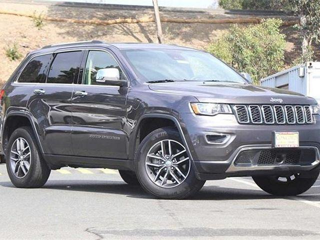 2018 Jeep Grand Cherokee Limited for sale in Concord, CA