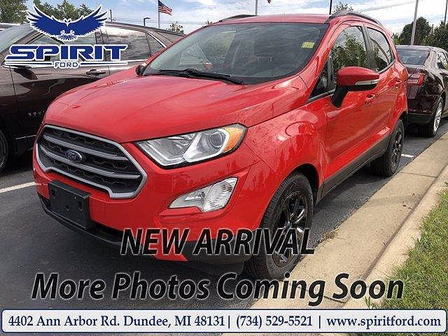 2019 Ford EcoSport SE for sale in Dundee, MI