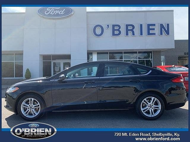 2018 Ford Fusion SE for sale in Shelbyville, KY