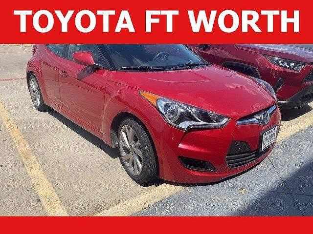 2016 Hyundai Veloster 3dr Cpe Auto for sale in Fort Worth, TX