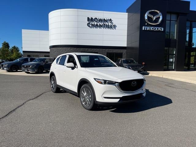 2021 Mazda CX-5 Signature for sale in Chantilly, VA