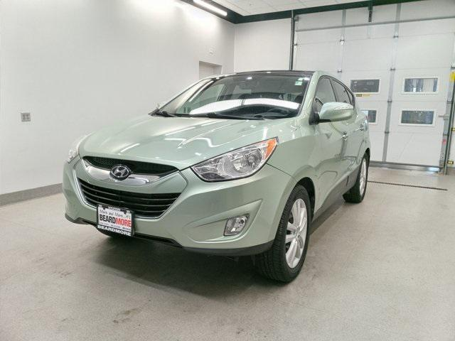 2011 Hyundai Tucson Limited for sale in BELLEVUE, NE