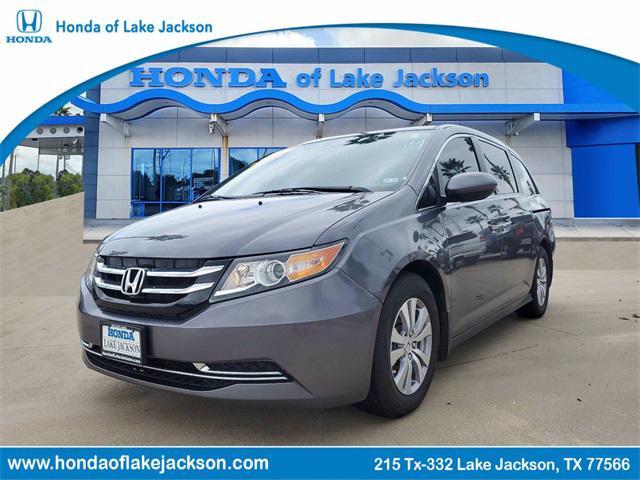 2016 Honda Odyssey EX-L for sale in Lake Jackson, TX