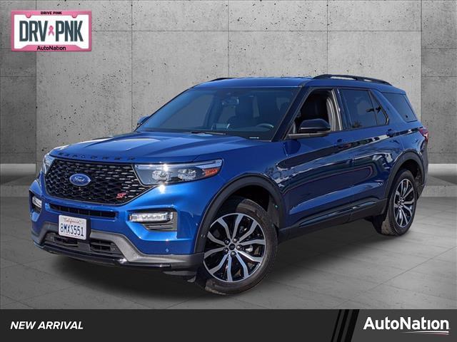 2020 Ford Explorer ST for sale in Valencia, CA