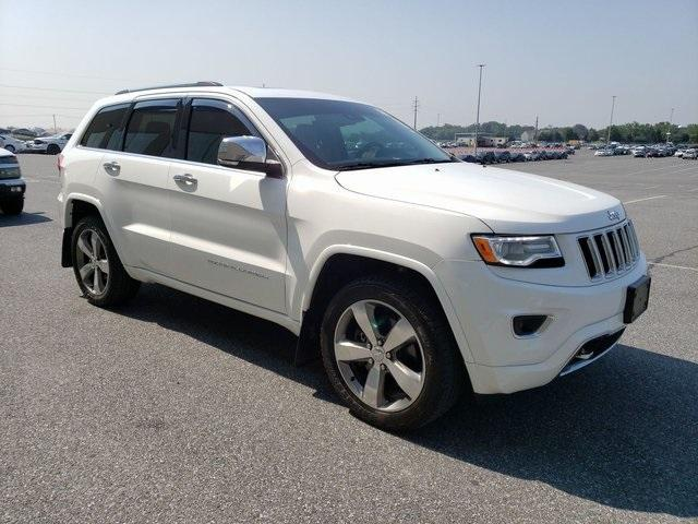 2016 Jeep Grand Cherokee Overland for sale in Rockville, MD