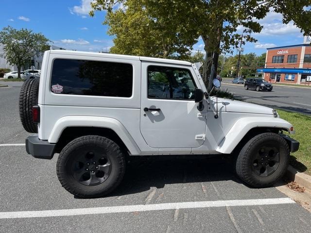 2015 Jeep Wrangler Sahara for sale in Rockville, MD