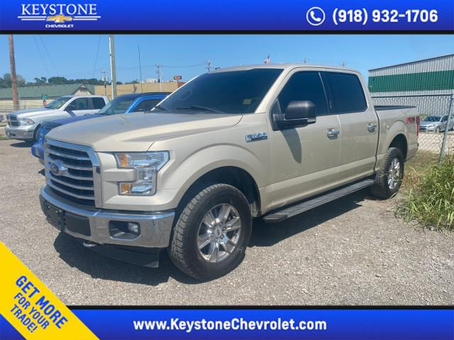 2017 Ford F-150 XLT for sale in Sand Springs, OK