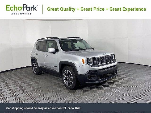 2017 Jeep Renegade Latitude for sale in Tampa, FL