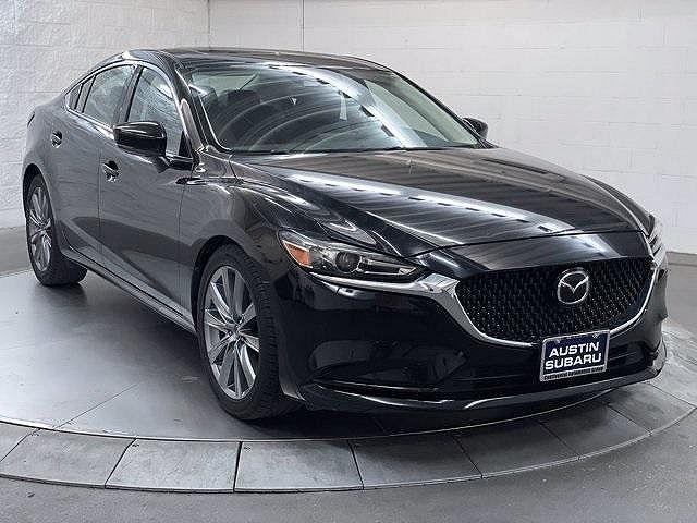 2018 Mazda Mazda6 Grand Touring for sale in Austin, TX