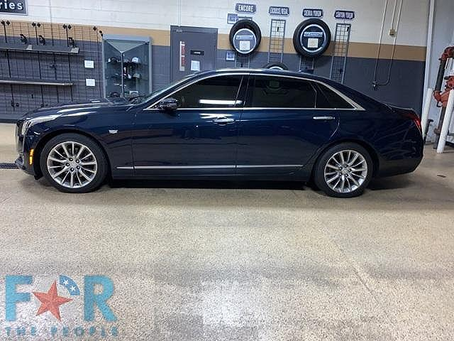 2017 Cadillac CT6 Luxury AWD for sale in Muncie, IN