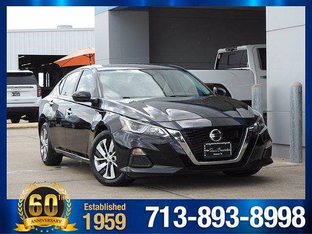 2019 Nissan Altima 2.5 S for sale in Houston, TX