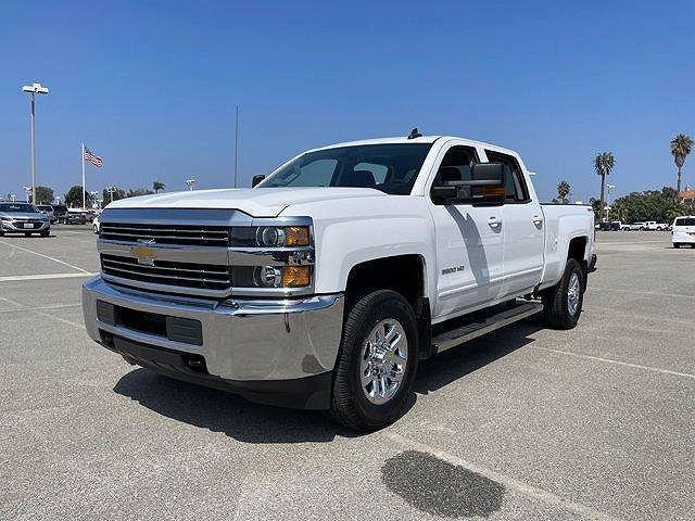2016 Chevrolet Silverado 3500HD LT for sale in Costa Mesa, CA