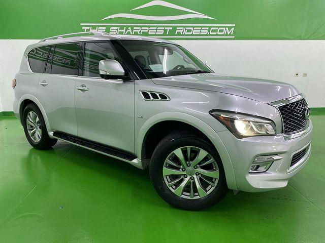 2017 INFINITI QX80 AWD for sale in Englewood, CO