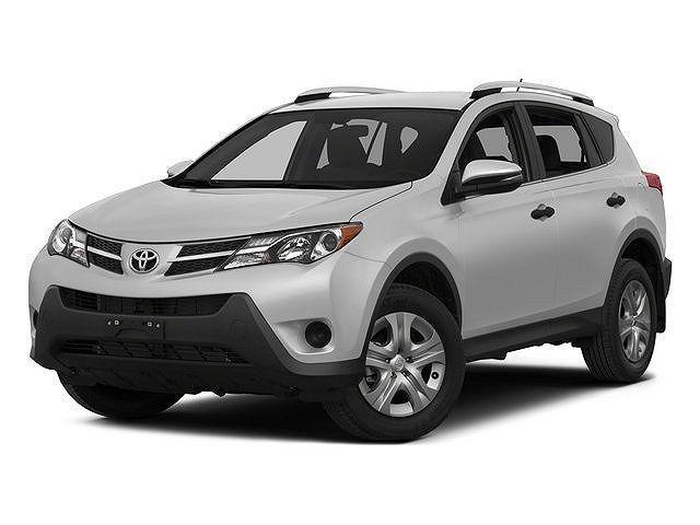 2015 Toyota RAV4 XLE for sale in Jacksonville, FL