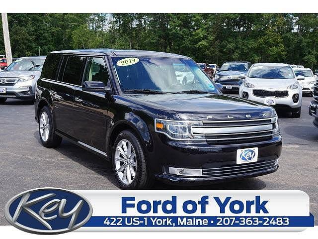 2019 Ford Flex Limited for sale in York, ME