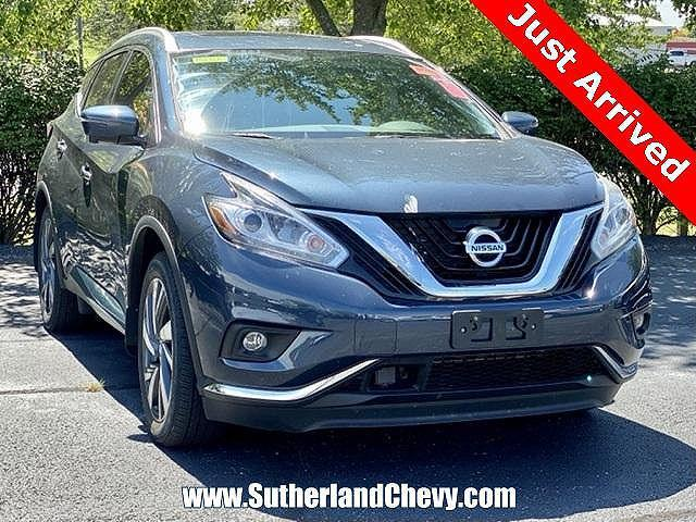 2017 Nissan Murano Platinum for sale in Nicholasville, KY