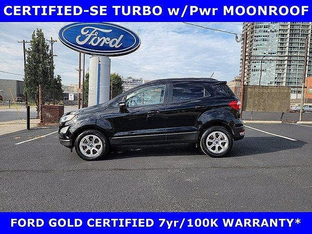 2018 Ford EcoSport SE for sale in Louisville, KY
