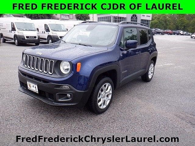 2018 Jeep Renegade Latitude for sale in Laurel, MD