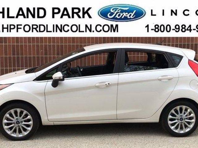 2018 Ford Fiesta Titanium for sale in Highland Park, IL