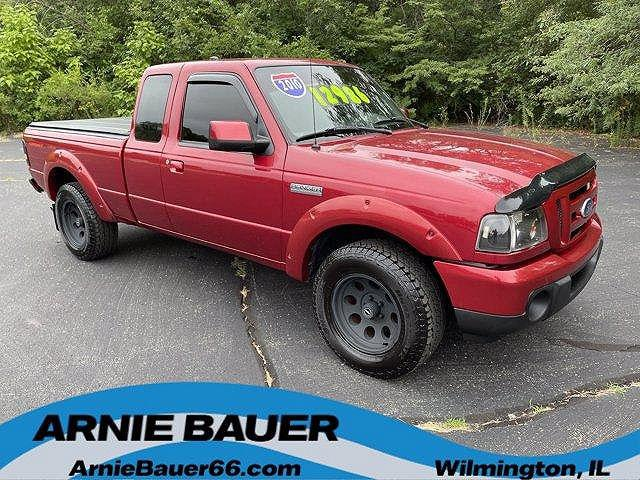 2010 Ford Ranger XLT for sale in Wilmington, IL