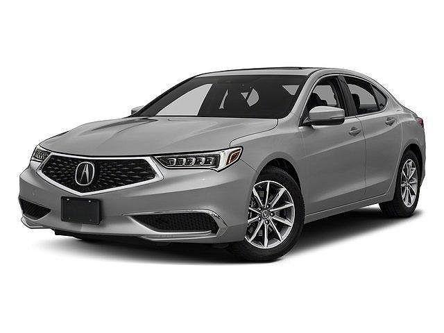 2018 Acura TLX 2.4L FWD for sale in Hoffman Estates, IL
