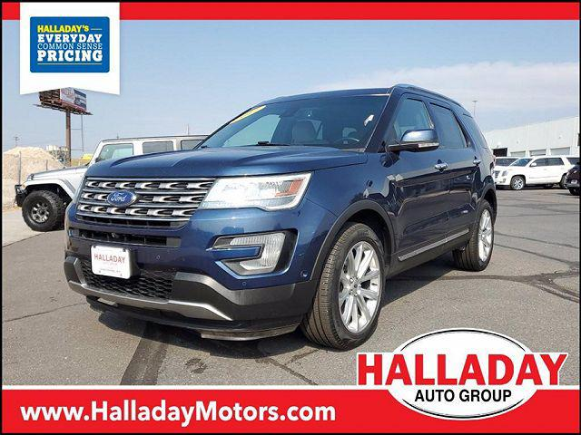 2017 Ford Explorer Limited for sale in Cheyenne, WY
