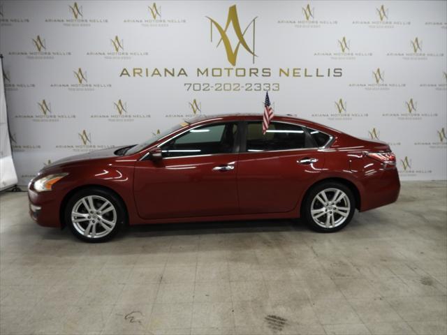 2015 Nissan Altima 3.5 for sale in Las Vegas, NV