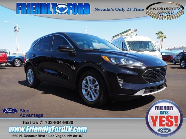 2020 Ford Escape SE for sale in Las Vegas, NV