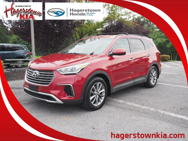 2017 Hyundai Santa Fe SE for sale in Hagerstown, MD