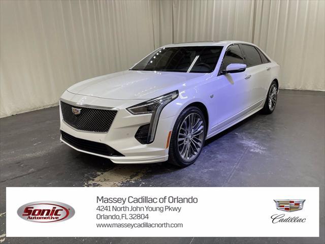 2019 Cadillac CT6 Sport AWD for sale in Orlando, FL