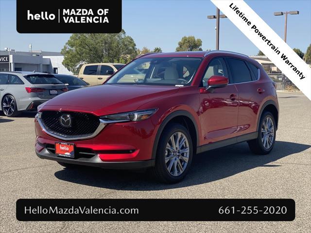 2021 Mazda CX-5 Grand Touring for sale in Valencia, CA