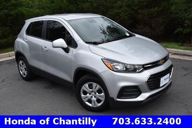 2019 Chevrolet Trax LS for sale in Chantilly, VA