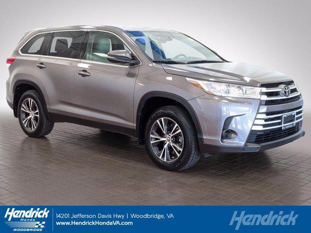 2019 Toyota Highlander LE for sale in Woodbridge, VA