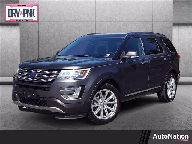 2016 Ford Explorer Limited for sale in Leesburg, VA