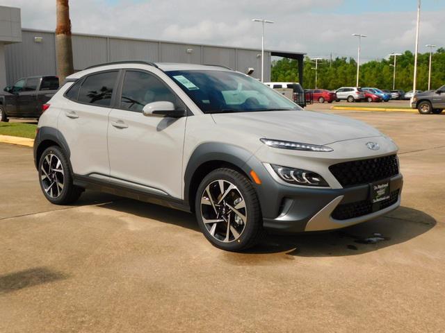 2022 Hyundai Kona Limited for sale in Texas City, TX