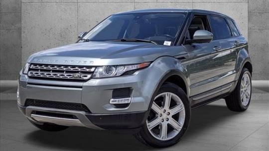 2015 Land Rover Range Rover Evoque Pure Plus for sale in Delray Beach, FL