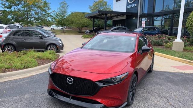 2021 Mazda Mazda3 Hatchback 2.5 Turbo Premium Plus for sale in Schaumburg, IL