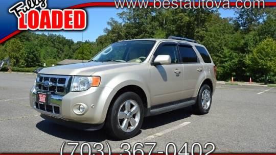 2011 Ford Escape Limited for sale in Manassas, VA