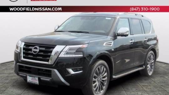 2021 Nissan Armada Platinum for sale in Hoffman Estates, IL