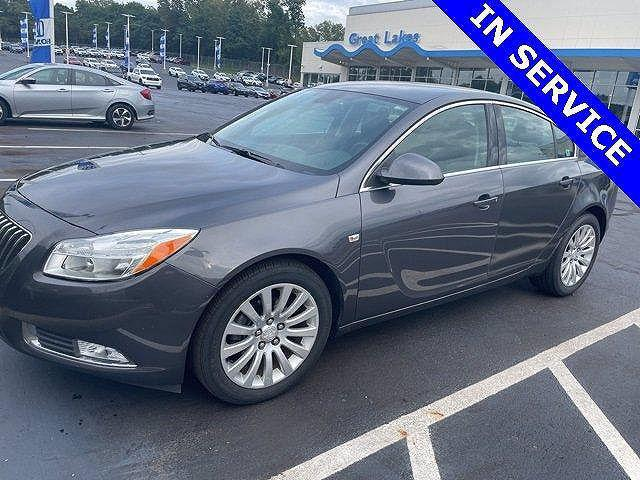 2011 Buick Regal CXL RL1 for sale in Akron, OH